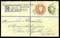 British registered envelope from Modderfontein Gold Mining Company to Paris 1911.jpg