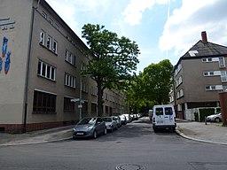 Hippelstraße in Berlin