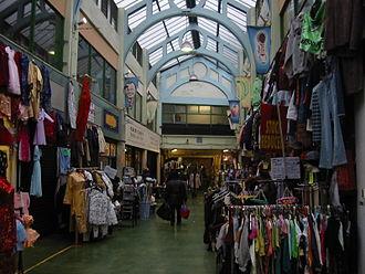 Brixton Market - Arcade
