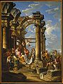 Brooklyn Museum - Adoration of the Magi - Giovanni Paolo Panini.jpg