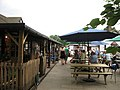 Brownlow Café, Ashridge, in the Summer - geograph.org.uk - 1376363.jpg