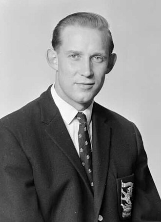 Bruce Murray (cricketer) - Murray in 1967