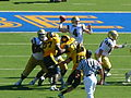 Bruins on offense at UCLA at Cal 2010-10-09 27.JPG