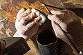 Brumidi Mural Restoration (14427051648).jpg