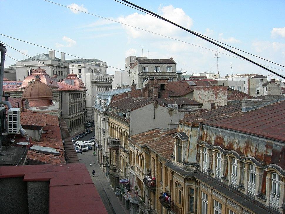 Bucharest Saijo view 2