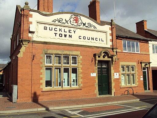 Buckley town council building