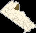 Bucks county - Tinicum Township.png
