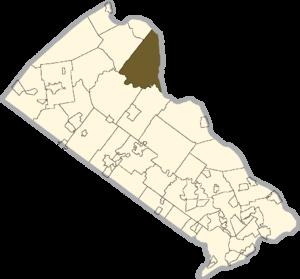 Tinicum Township, Bucks County, Pennsylvania - Image: Bucks county Tinicum Township