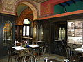 Bucuresti, Romania, Imobil pe Str. Stavreopoleos nr. 3, sect. 3 (Restaurantul NEGRESCO) (interior 18).JPG