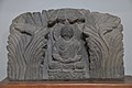 Buddha in Meditation - ACCN 34-2537 - Government Museum - Mathura 2013-02-24 5929.JPG