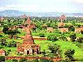 Buddhist Stupas in Bagan, Myanmar.jpg