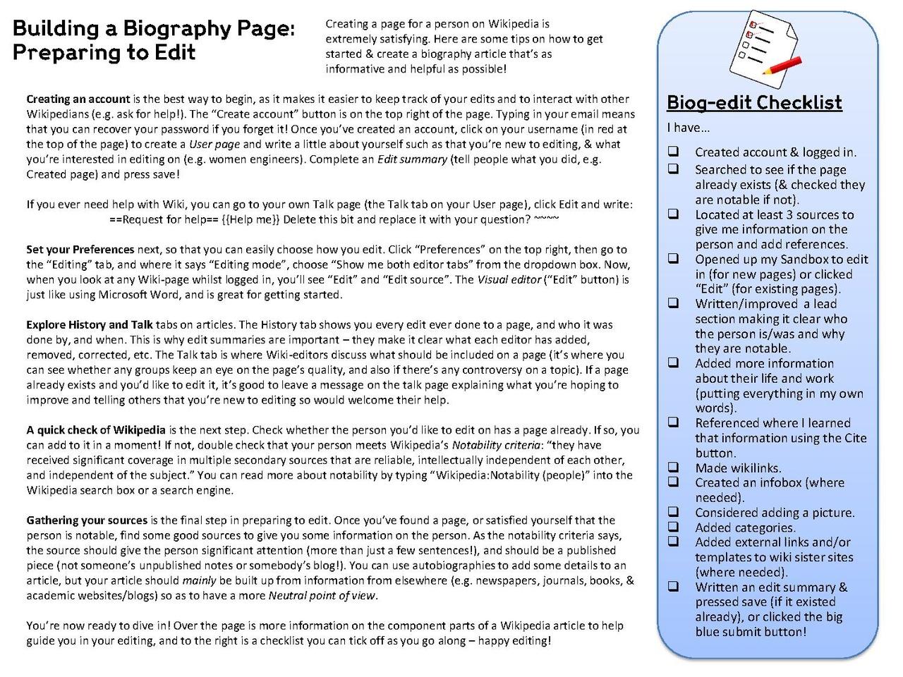 File building a wikipedia for Construction bio