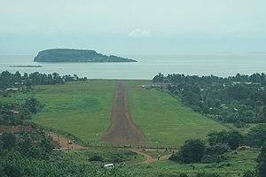 Bukoba Airport - Image: Bukoba Airport