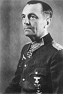 Il generale Friedrich Paulus, il comandante della 6ª Armata.