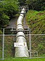 Bunsui II power station penstock.jpg
