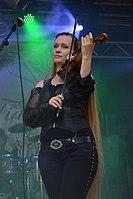 Burgfolk Festival 2013 - Ally the Fiddle 11.jpg