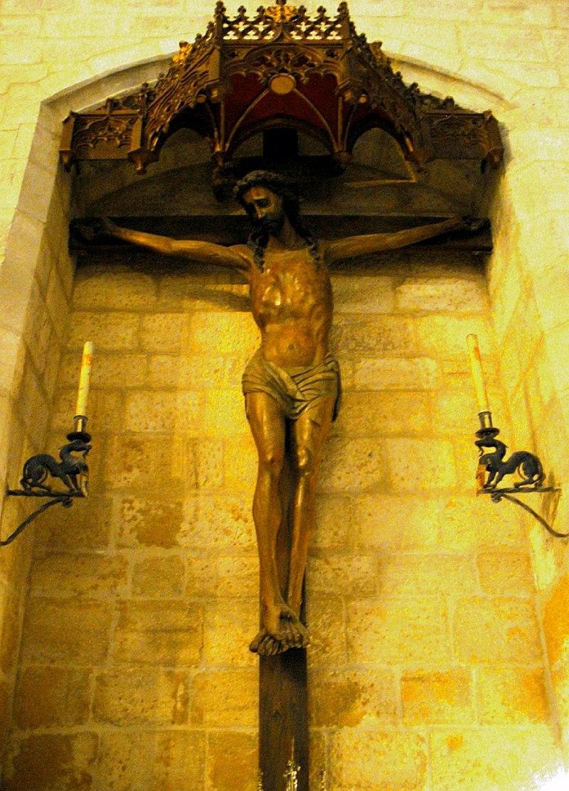 Burgos - San Nicolas 20 - Capilla del Santisimo.jpg