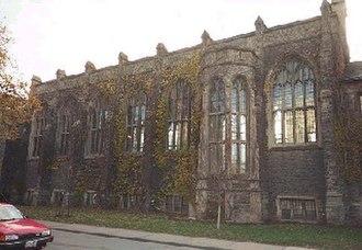 Henry Sproatt - Burwash Hall, Toronto, 1913