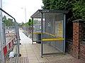 Bus shelter, Merrill Street - geograph.org.uk - 1845091.jpg