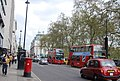 Buses on Piccadilly - geograph.org.uk - 2504646.jpg