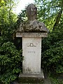 Bust of Mrs Déry by Erzsébet Schaár, 2017 Margaret Island.jpg