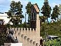 Busto de José Franco e castelo.JPG