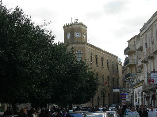Butera Municipio e Piazza Dante