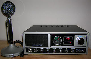 Citizens band radio Land mobile radio system