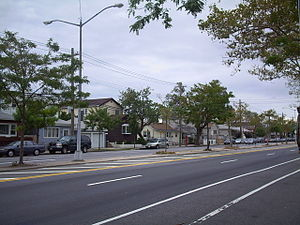 Broad Channel, Queens - Cross Bay Boulevard