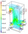 CFD Boiler furnace velocity.png