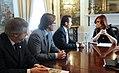 CFK con empresarios estaodunidenses.jpg