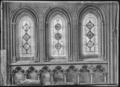 CH-NB - Lausanne, Cathédrale protestante Notre-Dame, vue partielle intérieure - Collection Max van Berchem - EAD-7313.tif