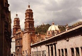 3dc6ab077b9 Zacatecas - Wikipedia