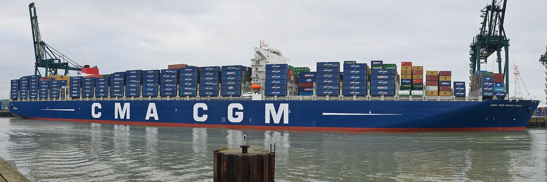 Shipping Industry Consolidation Set To Continue Says Cma