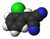 Image illustrative de l'article 2-Chlorobenzylidène malonitrile