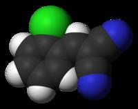 Spac-satiga modelo de CS-gaso
