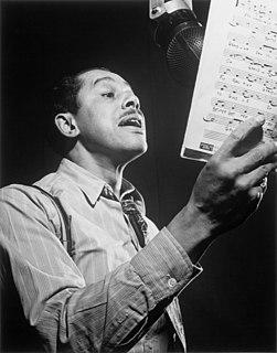 Cab Calloway American jazz singer and bandleader