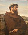 Cabanel-Jeune moine romain.JPG