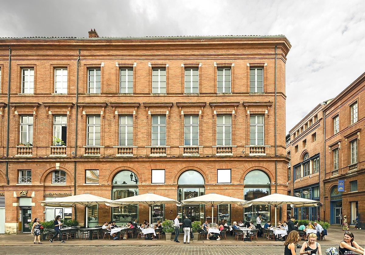 Toulouse Restaurant Le Concorde Comptoir