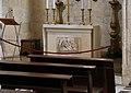 Cagliari, duomo, interno, cappella pisana, con frammento di ambone attr. a guido da como, xiii secolo 01.jpg