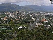 Queensland-Evoluzione demografica-CairnsQueensland