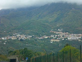 Calabritto - Panoramic view