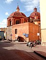 Calle Constancia, Guanajuato Capital, Guanajuato - Cúpulas del Templo de San Diego.jpg