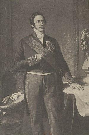 Marthe Camille Bachasson, Count of Montalivet - Camille de Montalivet.