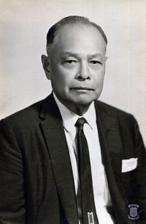 Camilo Osías Filipino politician