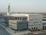 Campus Center - IUPUI - DSC00512
