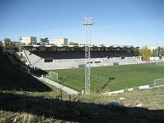 """CD Puerta Bonita - """"Antiguo Canódromo"""" stadium"""