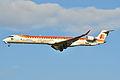 "Canadair Bombardier CRJ-1000 Air Nostrum (ANE) ""Castilla y Leon"" EC-LPG - MSN 19021 (10295552175).jpg"