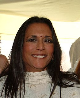 Deepa Mehta Indo Canadian film director and screenwriter