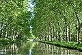 Canal du Midi, Carcassonne, Languedoc-Roussillon, France - panoramio (25).jpg